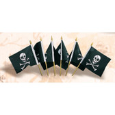 Pirate Flags - Set of 12