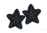 Blue Star Pillows - Set of 2
