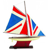 "Pond Yacht ""Union Flag"""