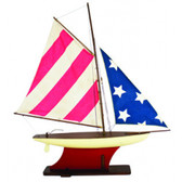 "Pond Yacht ""US Flag"""