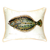 Flounder Pillows