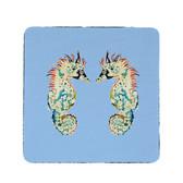 Betsy's Seahorses Coasters - Set of 4