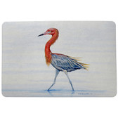 Reddish Egret Door Mat