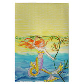 Betsy's Mermaid Guest Towels - Set of 4
