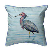 Dick's Little Blue Heron Pillows