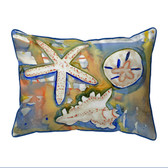 Beach Treasures Pillows
