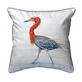 Reddish Egret Pillows