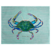 Female Blue Crab Place Mats - Set of 2
