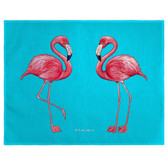 Pink Flamingo Place Mats - Set of 2