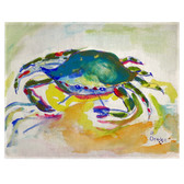 Green Crab Place Mats - Set of 2