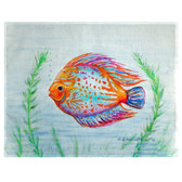 Orange Fish Place Mats - Set of 2