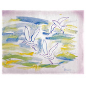 Three Gulls Place Mats - Set of 2