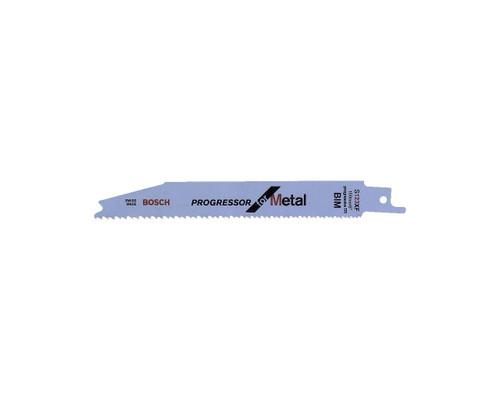 Bosch S123XF Sabre Saw Blade Progressor for Metal (2x)