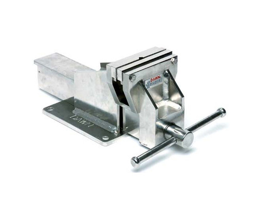 Dawn 60205-SS Fabricated Engineer's Vice S/S Marine Grade 100mm