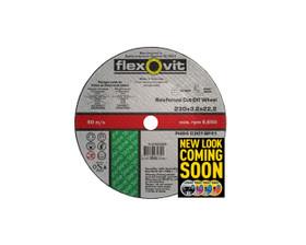Flexovit 4023022 Masonry Cut Off Wheel 230x3.2x22.2mm