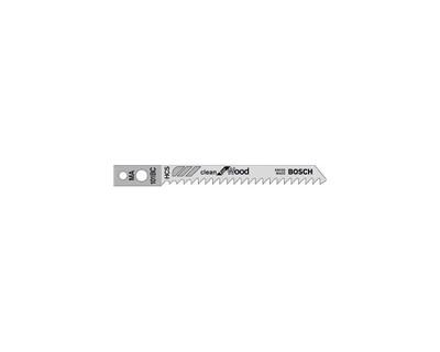Bosch MA 101 BCHCS Jigsaw Blades For Wood - 5 Pack