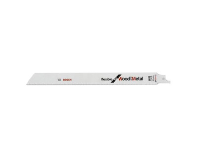 Bosch Sabre Saw Blade S 1222 VF Wood and Metal 2 Pack