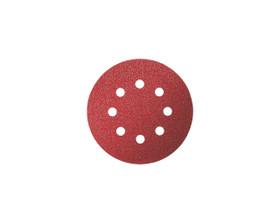 """Bosch 2608605067 Sanding Sheets 125mm (5"""") 40 Grit (5x)"""