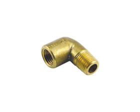"""Air Fittings #25C Elbow Male to Female 1/4"""""""