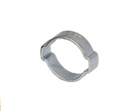 """Air Fittings Steel Double Ear Clamp 11-13mm (1/2"""")"""