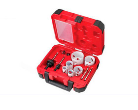 Milwaukee 49224095 Electricians Hole Saw Kit 10pce