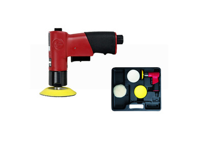 Chicago Pneumatic CP7201P Angle Polisher Kit 75mm dia.