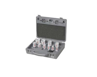 Bosch F005X11396 Tradesmans Holesaw Set 10 Pce
