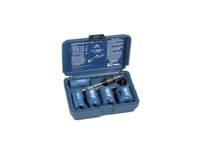 Bordo 7010-9595 Blu-Mol Handyman Hole Saw Kit