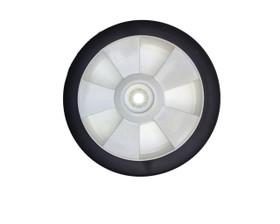 Jag Pneumatics Compressor Wheel WR007 Hard Rubber