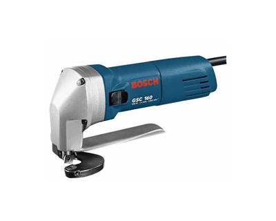 Bosch GSC160 Professional Shears 1.6mm Mild Steel 500W