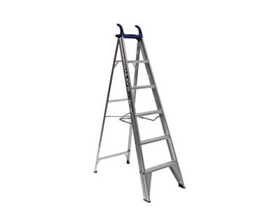 Baileys FS20379 Aluminium Single Sided Step Ladder 120kg