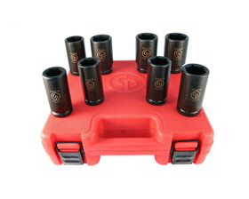 "Chicago Pneumatic SS618D Impact Socket Set Deep 3/4"" 8pce"