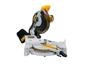 "DeWALT DW713-XE Compound Mitre Saw 255mm (10"")"