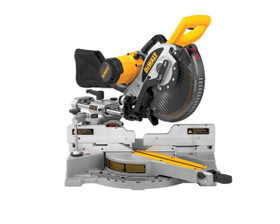 "DeWALT DW717-XE Slide Compound Mitre Saw 255mm (10"")"