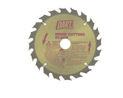 Dart Wood Cutting 136mm dia x 20mm bore x 20T