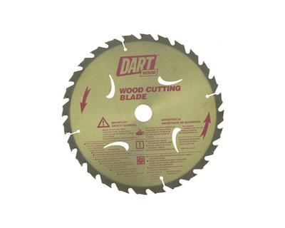 Dart Wood Cutting 180mm dia x 20mm bore x 28T