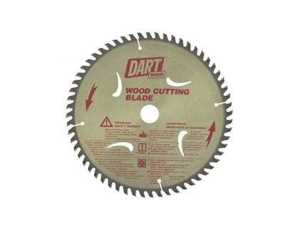 Dart Wood Cutting 180mm dia x 20mm bore x 60T.
