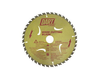 Dart Wood Cutting 216mm dia x 30mm bore x 40T.
