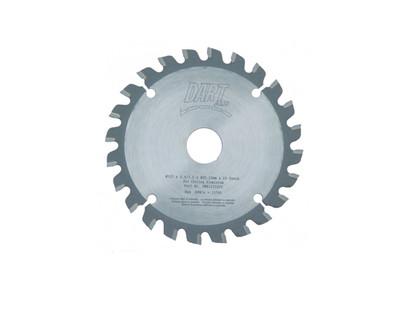 Dart Aluminium Milling 115mm dia x 22mm bore x 24T