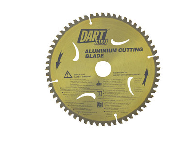 Dart Aluminium Cutting 216mm dia x 30mm bore x 60T