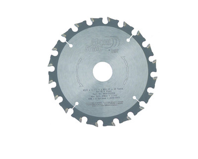 "Dart MSB1252220 Metal Cutting 125mm (5"") x 22mm x 20T"