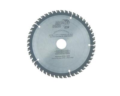 Dart Metal Cutting 136mm dia x 20mm bore x 50T