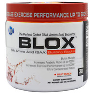 BPI Blox Fruit Punch: 30 Servings