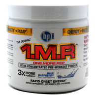 BPI The Original 1.M.R Blue Raspberry: 28 Servings