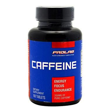 Prolab Caffeine : 100 Tablets