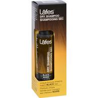 Lafe's Natural Body Care Natural Dry Shampoo - Black - 1.7 oz