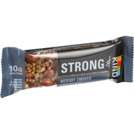 Strong and Kind Bar - Hickory Smoked - 1.6 oz Bars - Case of 12