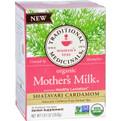 Traditional Medicinals Tea - Orgnc - Hrb - Mthr Mlk - Shat - 16 ct - 1 Case