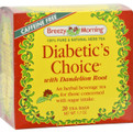 Breezy Morning Teas Diabetic's Choice with Dandelion Root - 20 Tea Bags