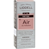 Liddell Homeopathic Detox - Air Pollution - 1 oz